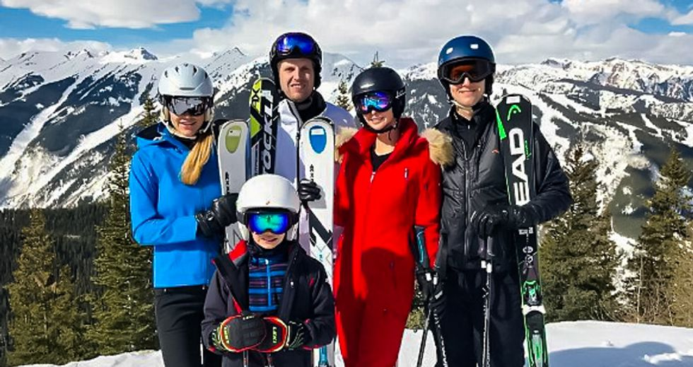 Jared Kushner flew to Aspen same day as 'one of Putin's closest confidants' whose wife is pals with Ivanka