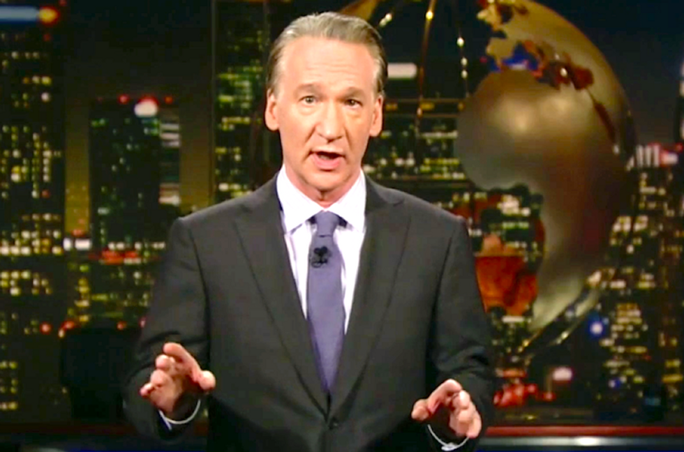 'If he could bring bin Laden back to life he would': Bill Maher monologue explains Trump's obsession with Obama