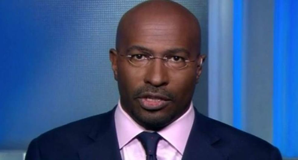Van Jones strikes again -- ripping into Donald Trump's 'freakshow infomercial' press conference