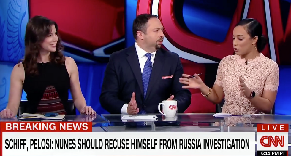 'Obama had to be the next best thing to Jesus': Angela Rye nails GOP hypocrisy on Trump-Russia ties