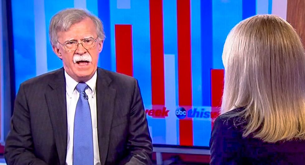 Bolton: US skipping 'months of preparation' for North Korea due to Trump's innate ability to 'size Kim Jong-un up'