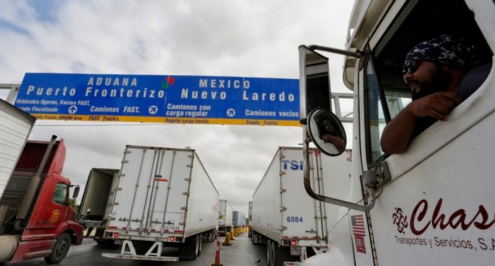 Trump team wants more NAFTA access for US goods, services: lawmakers