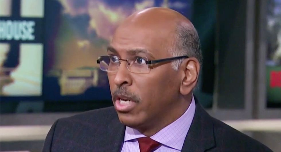 Former RNC chair Michael Steele says GOP is 'clearly' more racist: 'How quickly they revert to race as a weapon'