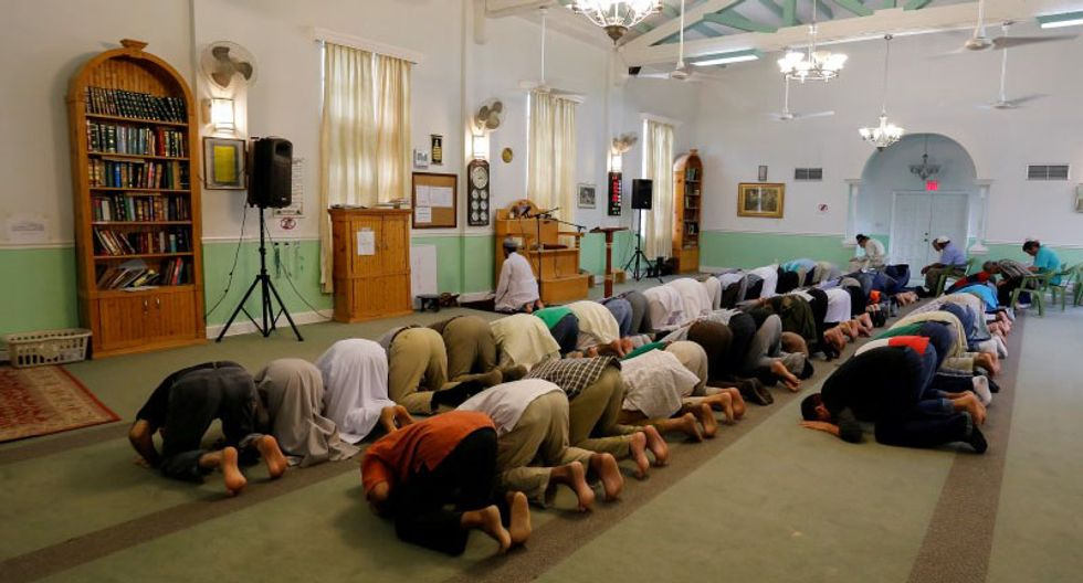 FBI questions member of the Florida mosque attended by Orlando shooter