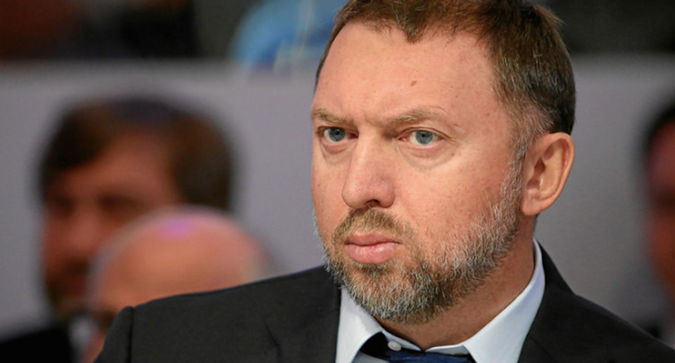 Russian oligarch threatens to sue over AP's Manafort-Putin reports -- and offers to testify before Congress