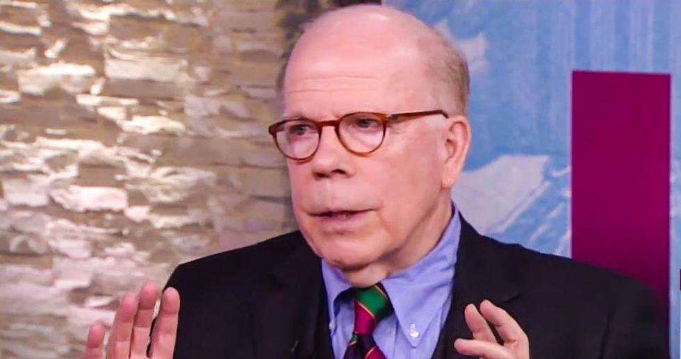 Ex-CIA Deputy Dir. slams Trump administration's 'foolish' Brennan stunt as 'nothing more than a distraction'