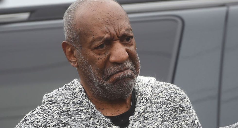 Cosby to face civil trial for sex abuse in July 2018: judge