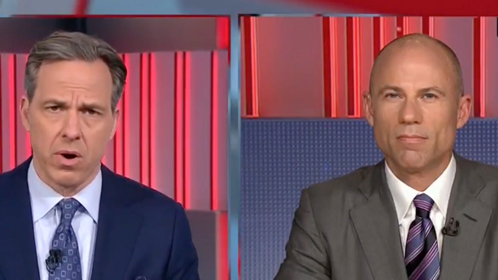 Michael Avenatti calls Cohen Clueless: he would not 'know the truth if it fell out of the sky and landed on his head'