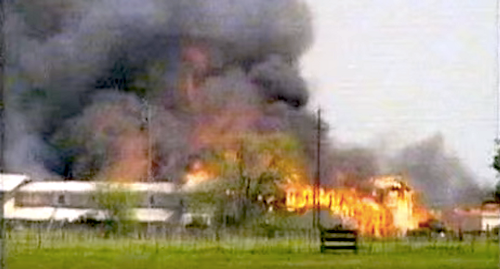 Oregon gunmen want another Waco or Ruby Ridge — here's what happened then and why it matters now