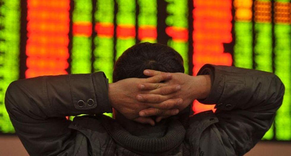 China's economic slowdown triggers global stocks slump