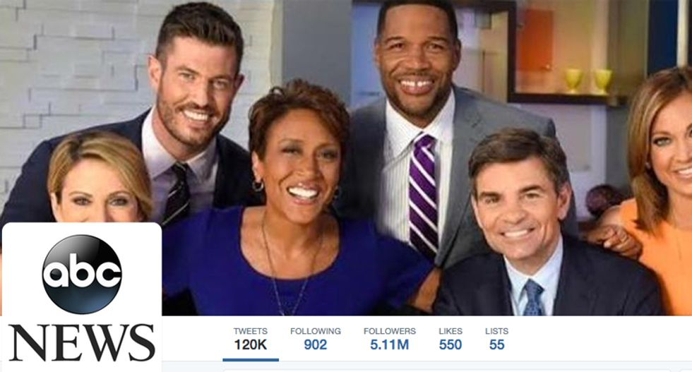 ABC killed journalism Saturday night using this one weird tweet