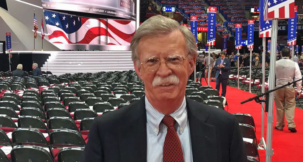 Cybersecurity Caucus co-founder blasts John Bolton for killing White House cyber security role