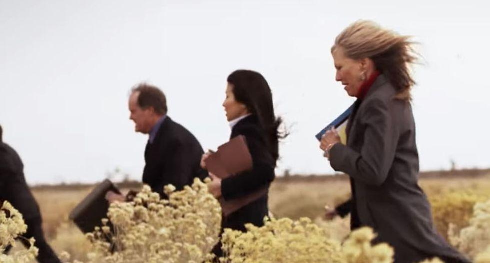 Ted Cruz unveils new anti-immigrant 'Invasion' ad in New Hampshire