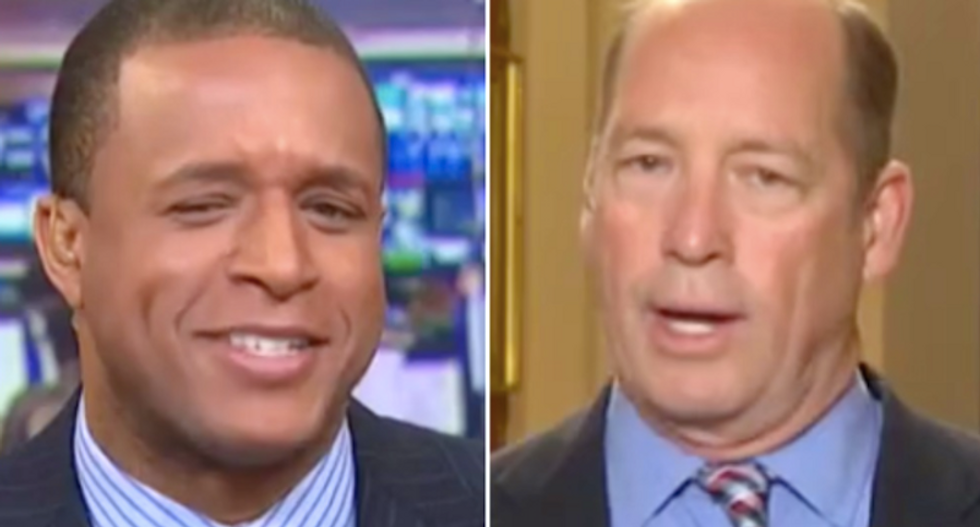 GOP lawmaker stuns MSNBC host with Devin Nunes defense: 'He answers to the president'