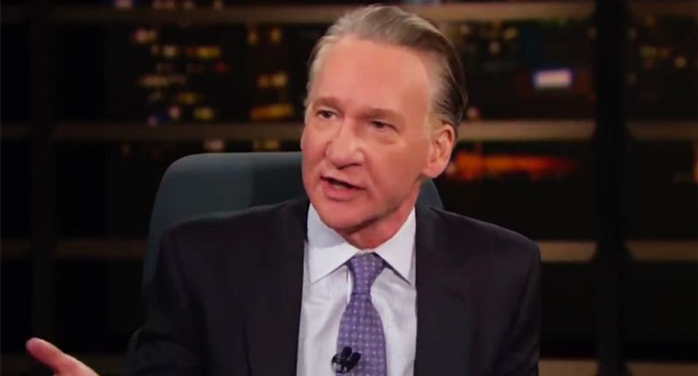 Maher 'Real Time' panel burns down evangelicals over their love affair with Trump: 'Power is their end'