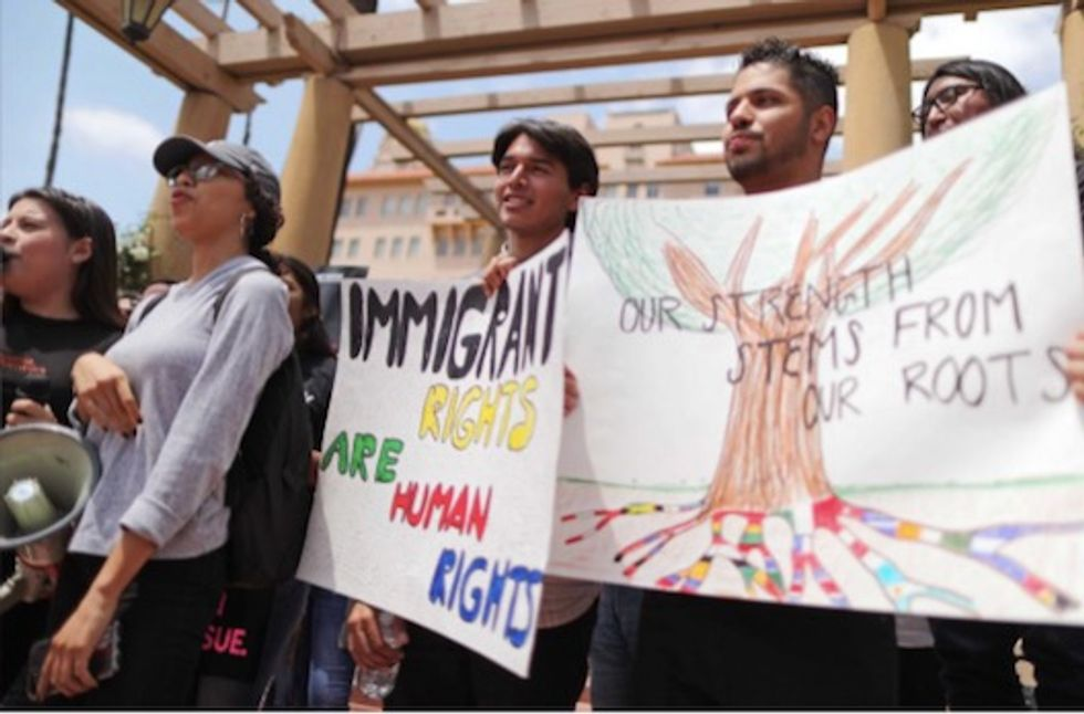 US judges weigh fate of program protecting young immigrants