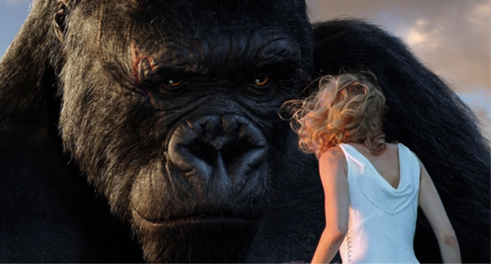 Climate change starved the Earth's 'real King Kong' into extinction: researchers