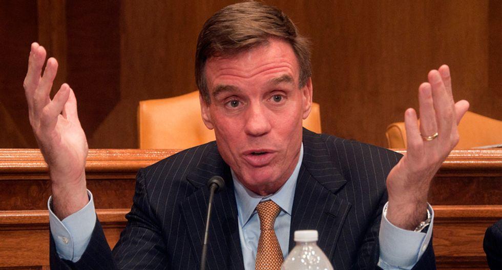 'I think it was disgraceful': Top Senate Intel Dem calls for investigation into leaked Trump transcripts