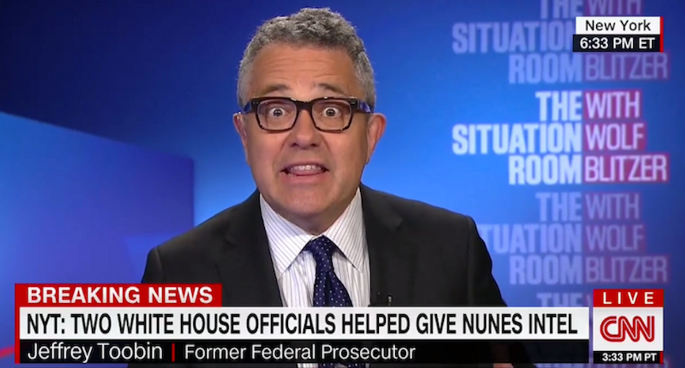 'He has no idea what he's doing': CNN legal analyst slams Nunes's 'clandestine mission' to White House