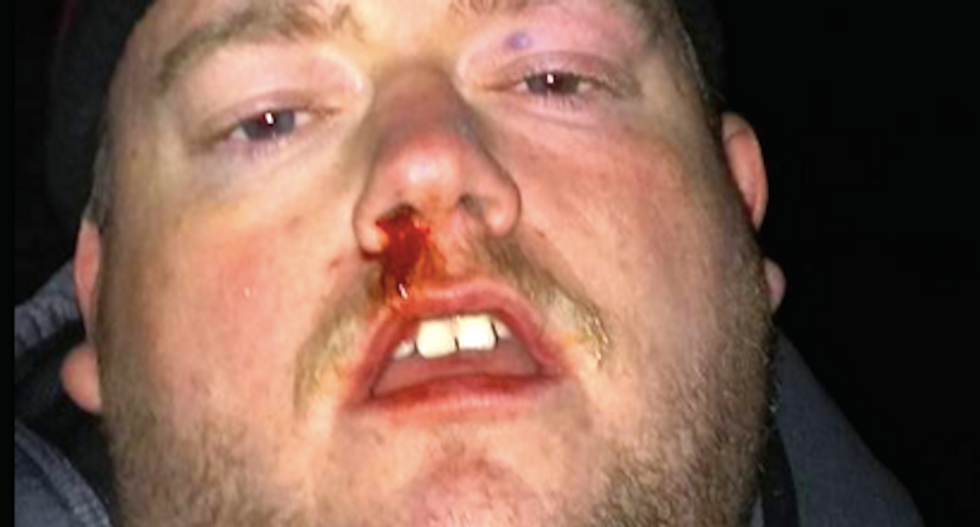 Oregon militants brawl as friends beg them to go home: 'You're surrounded by informants'