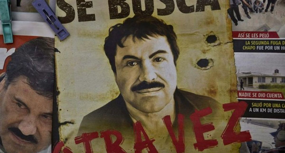 El Chapo's wife arrested at Dulles Airport on international drug trafficking conspiracy charges: report
