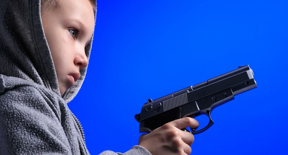 Ohio cops shame negligent gun owners after a 6-year-old shoots an 8-year-old
