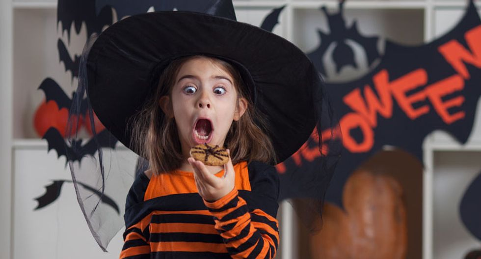 Poisoned sweets are one thing you shouldn't be afraid of at Halloween
