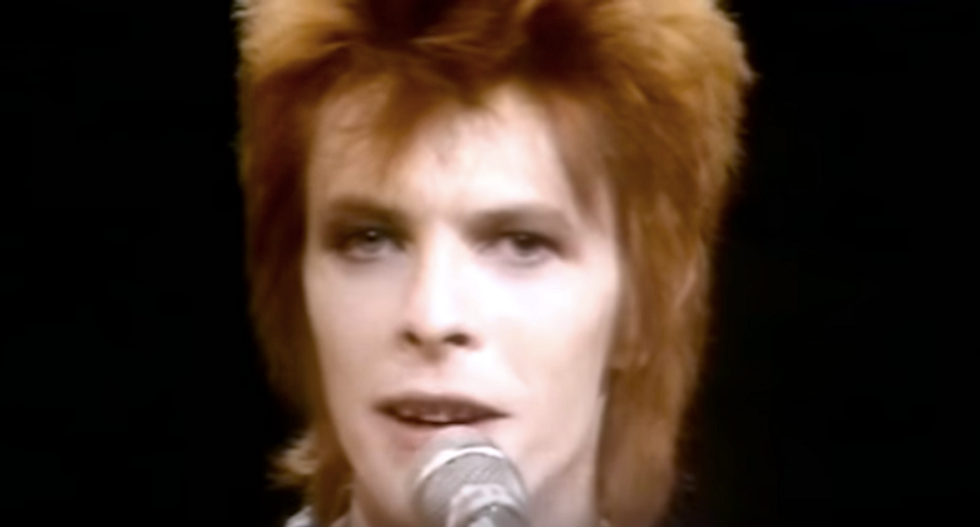 WATCH: The 10 key David Bowie songs