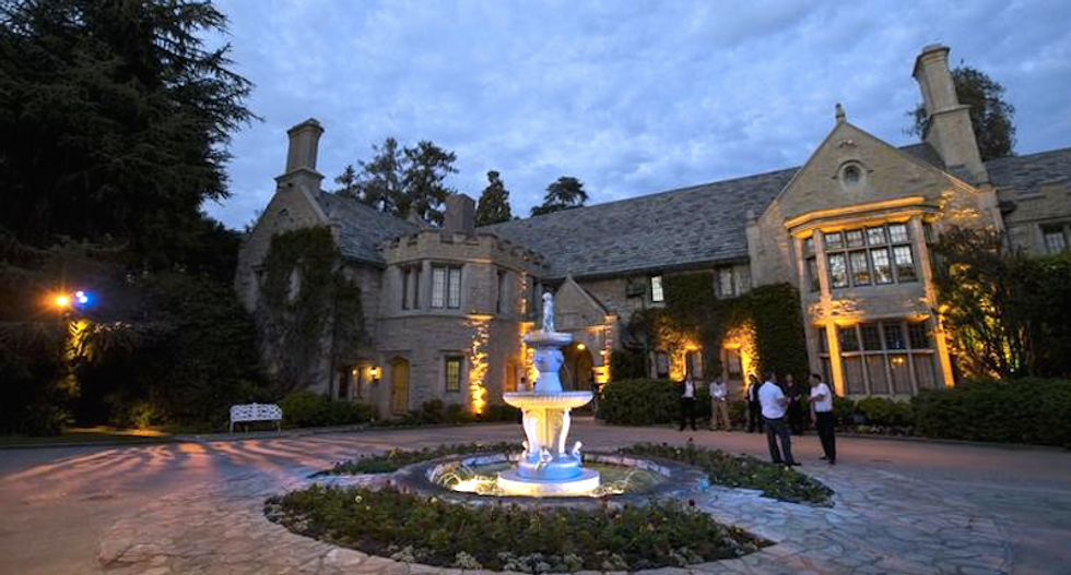 Playboy mansion listed for sale at $200 million -- but Hugh Hefner isn't going anywhere