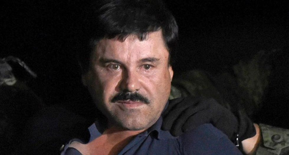 'El Chapo' paid ex-Mexican president $100 million bribe: trial witness