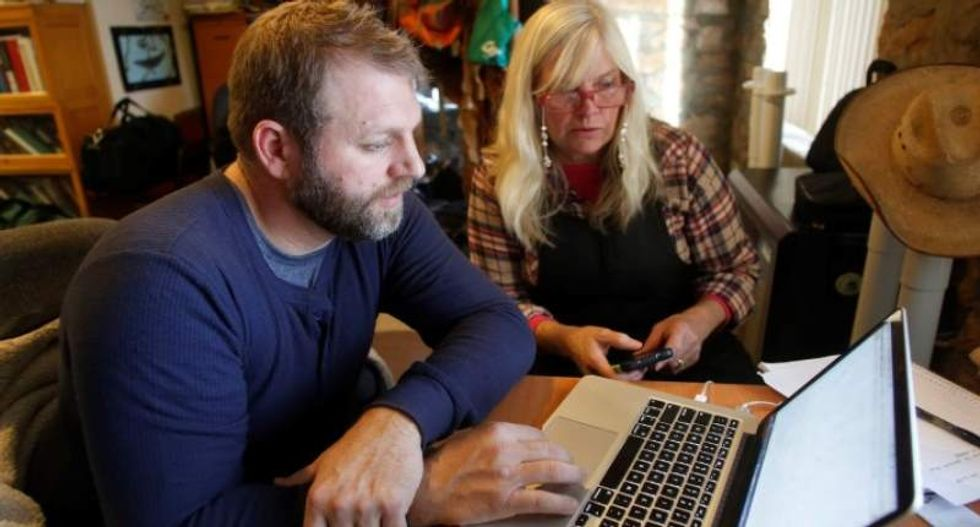Oregon militants caught using government computer and Social Security number list
