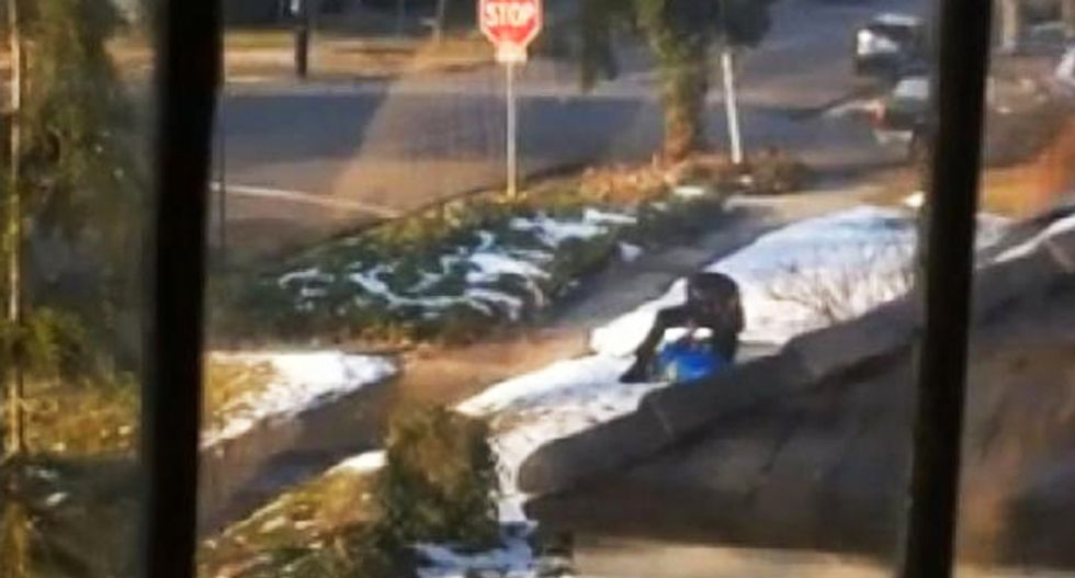 Utah police reopen shooting investigation with new video reportedly showing cop shooting man in the back