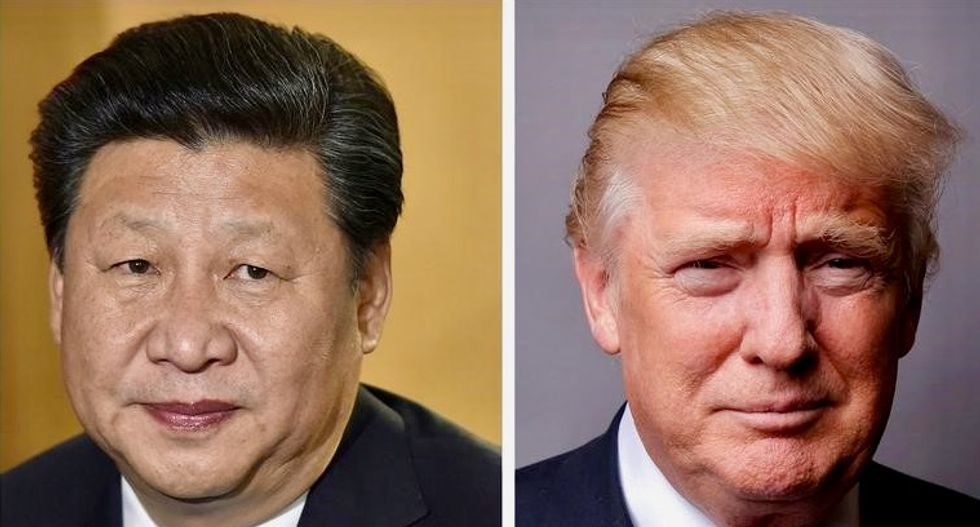 Trump says not ready to make trade deal with China