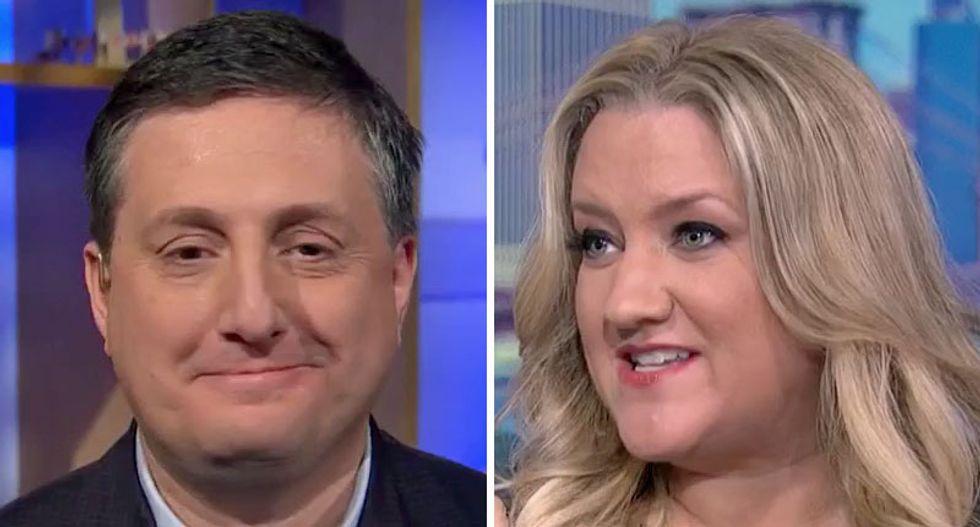 'You can't fire a lawsuit': Ex-Clinton official schools Trump booster dismissing importance of DNC lawsuit