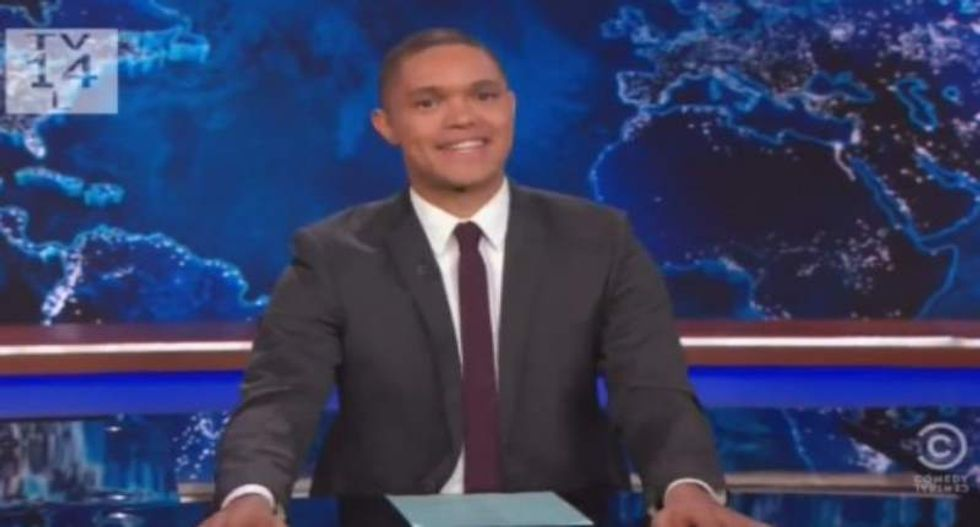 'The Daily Show' confirms: Obama heads into his last SOTU with 'no more f*cks to give'