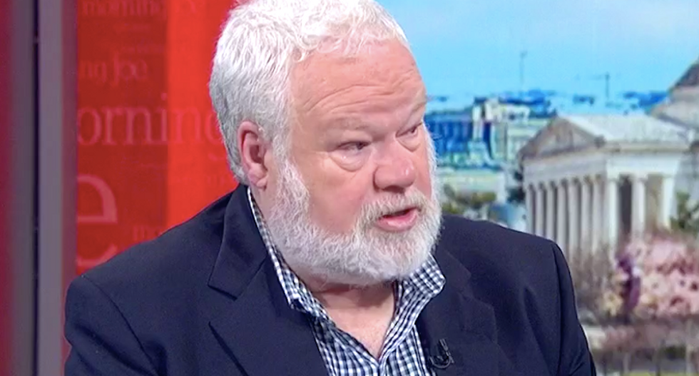 'We no longer live in a democracy': Historian warns US has already curdled into 'oligarchy'