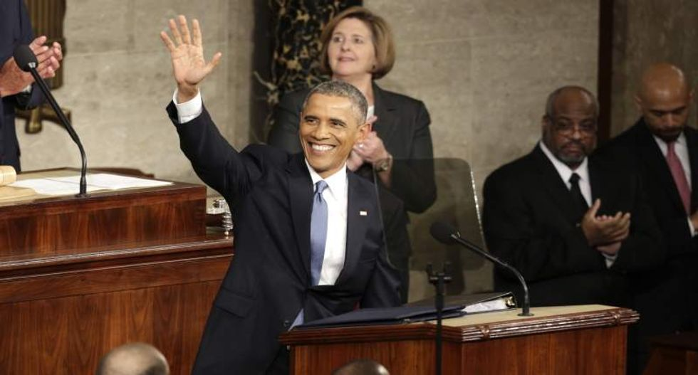 WATCH LIVE: Obama delivers his final State of the Union address
