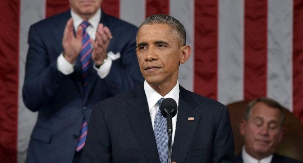 Syrian refugee and Muslim Iraq war veteran both invited to Obama's State of Union address