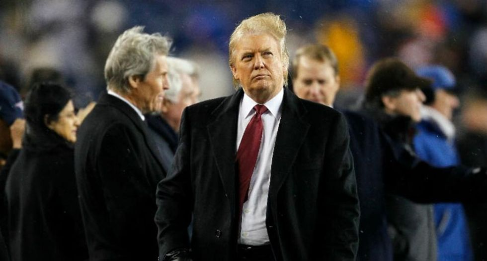 Donald Trump says penalty flags are ruining the NFL: 'Football has become soft'