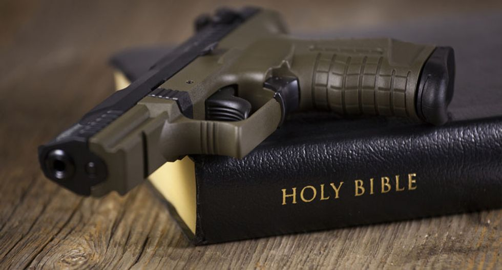 Why Americans have long been fascinated by gunfighting preachers