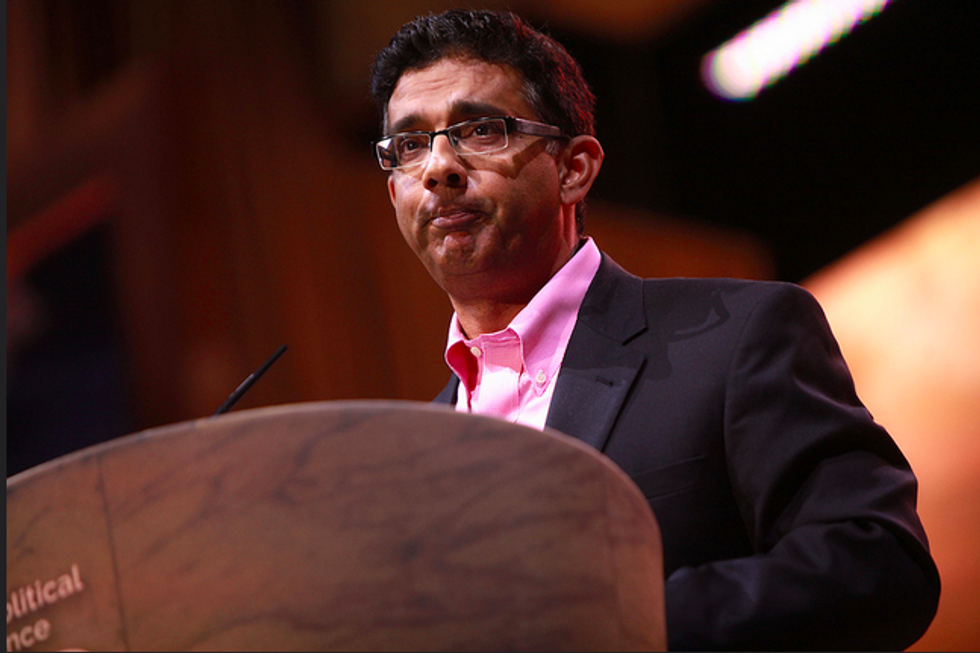 D'octor's orders: Court psychologist finds conservative clown Dinesh D'Souza 'arrogant and intolerant'