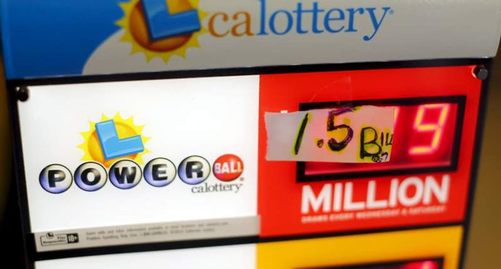 UPDATED: Winning numbers in record $1.5 billion Powerball drawing sold in California
