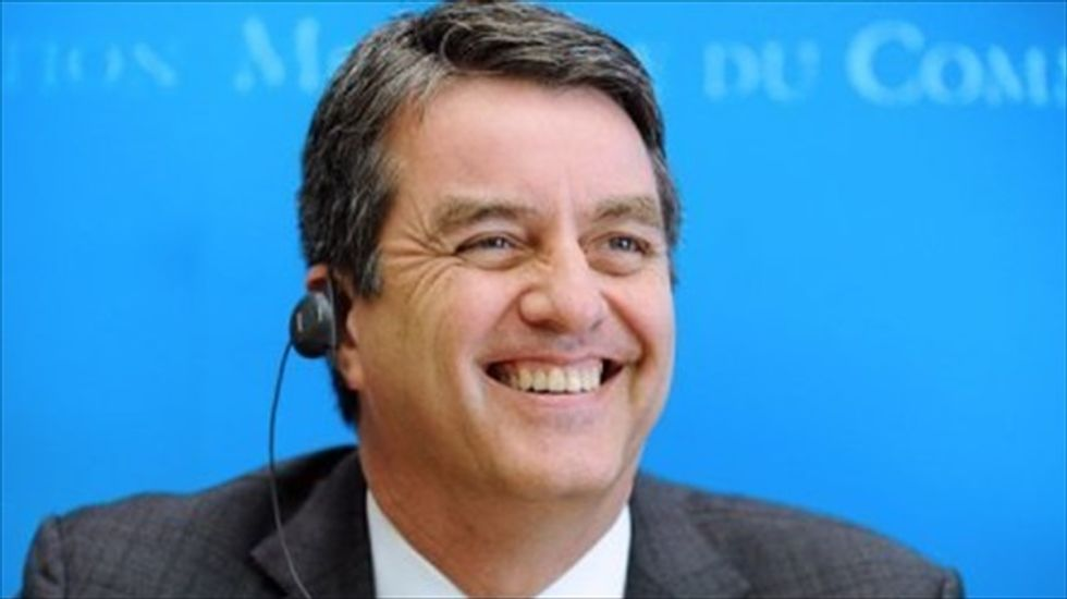 WTO hails 'historic' first global trade agreement