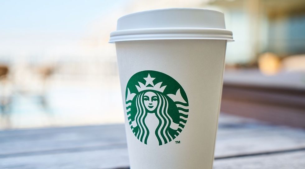 Starbucks bans personal tumblers as coronavirus risk mounts