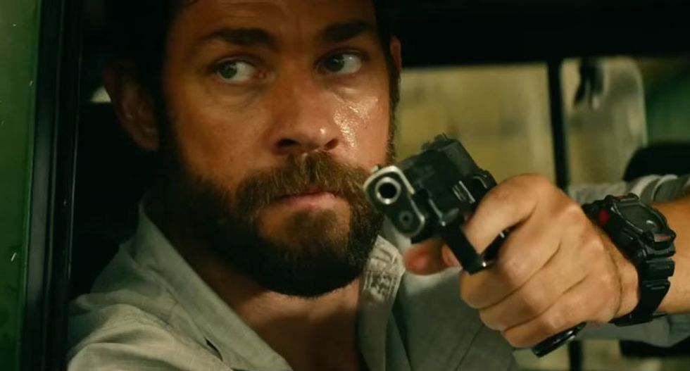 Moviegoer critically wounded after drunk's gun fires during '13 Hours' Benghazi film