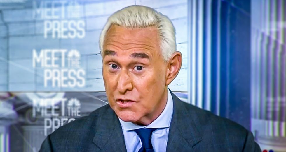 Roger Stone becomes 35th person to be swept up in Mueller's Russia inquiry
