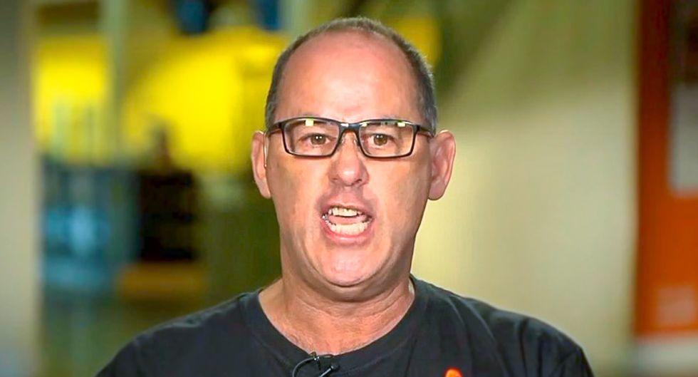Fred Guttenberg, father of Parkland shooting victim, slams Howard Schultz's gun claims, tells him to 'shut up'