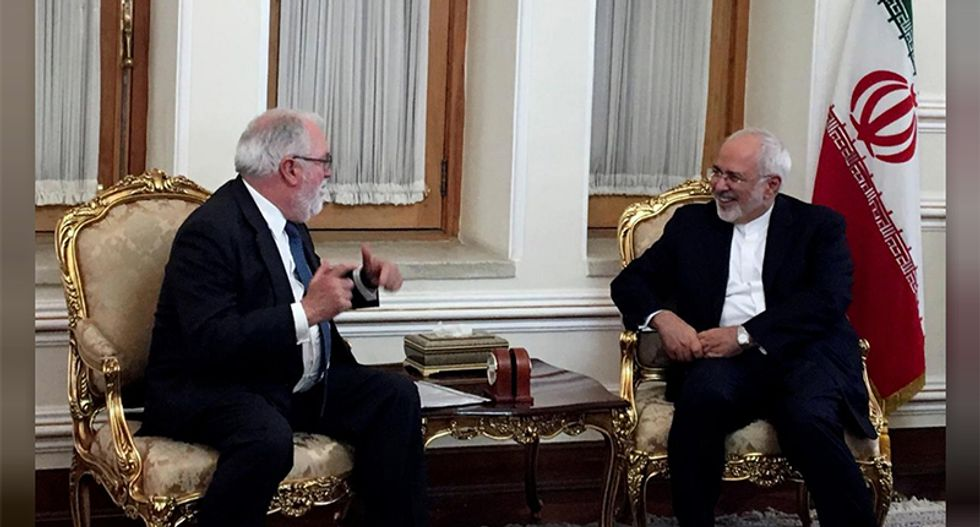 Iran says European support for nuclear deal not enough
