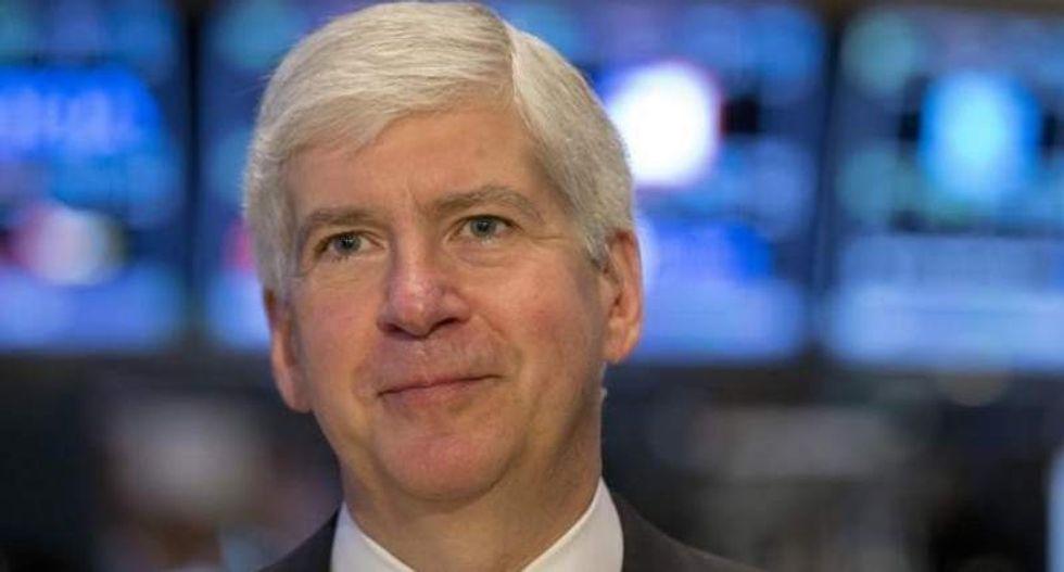 Michigan Gov. Snyder will devote annual address to Flint water disaster