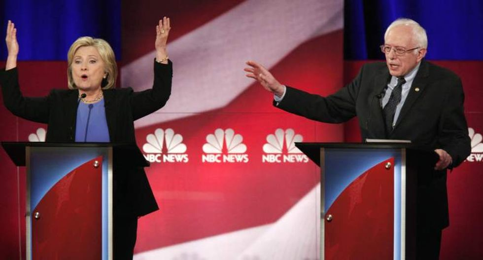 Sanders opens up 27-point lead over Clinton among New Hampshire Dem voters